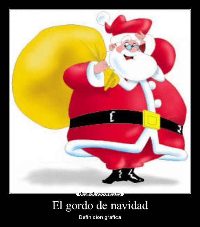 El Gordo Navidad