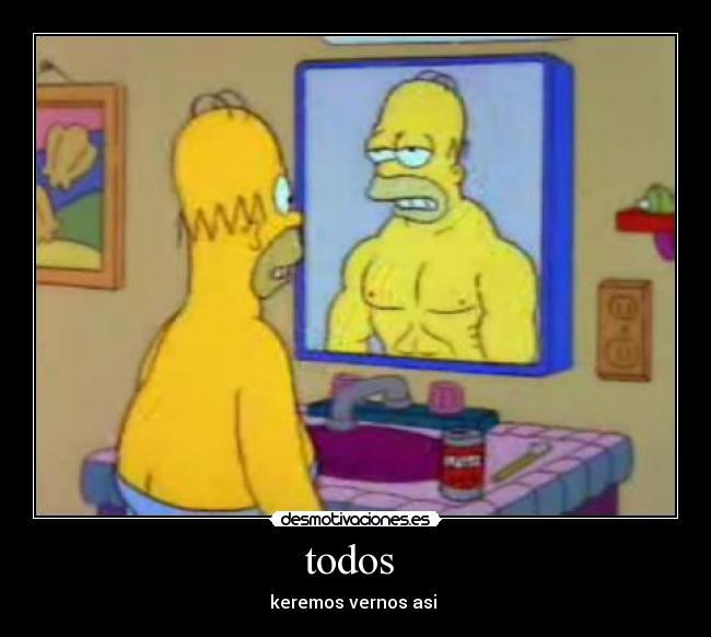 Homero Simpson Fotos Y Entarios Que Motivan