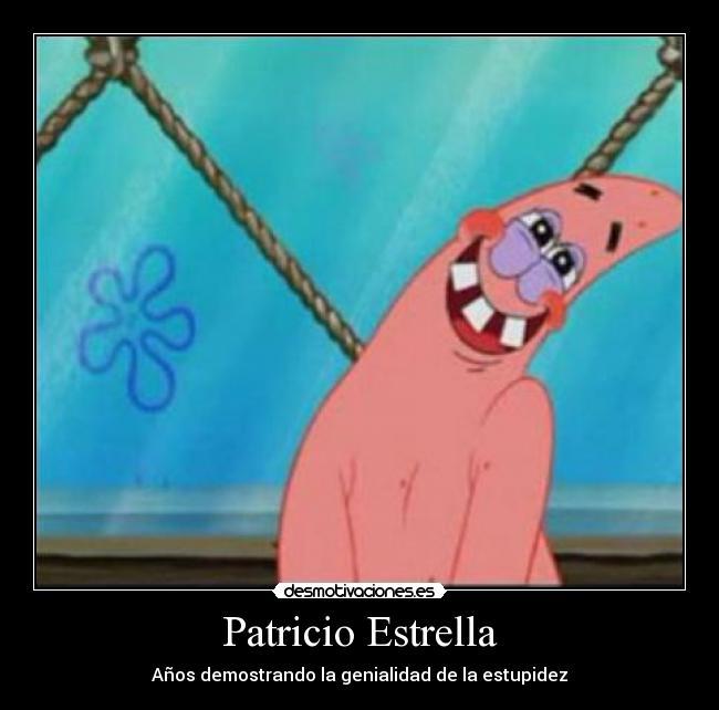 Patrick Star Meme