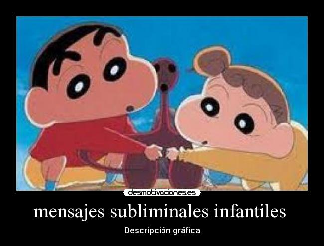 Mensajes Subliminales Infantiles