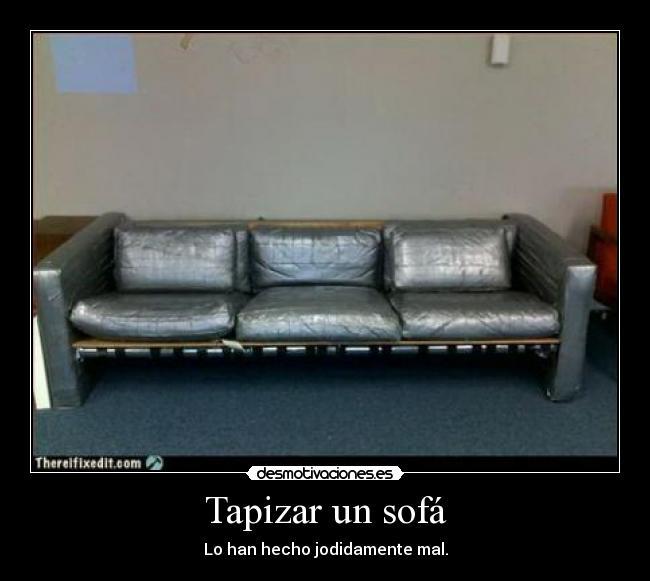 Pin como tapizar un banco on pinterest - Como tapizar un sofa ...