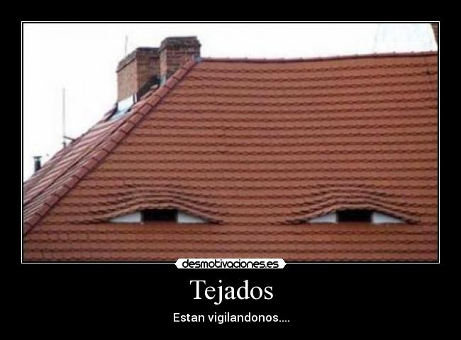 Im genes y carteles de tejados desmotivaciones - Dibujos de tejados ...