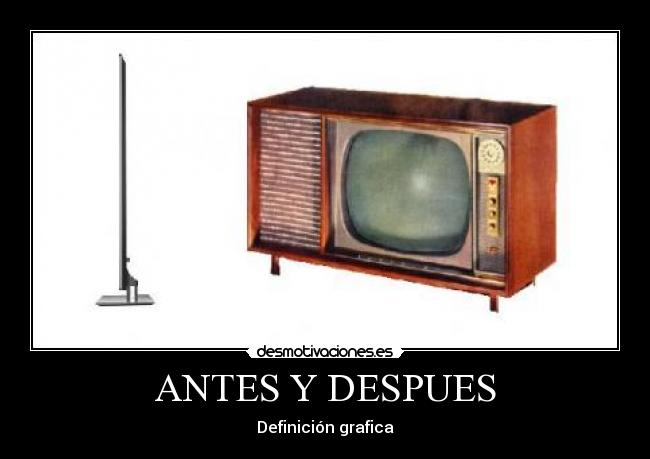 TV Plasma, LCD, LED y OLED: Diferencias