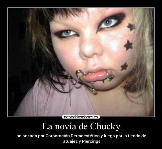 de chucky