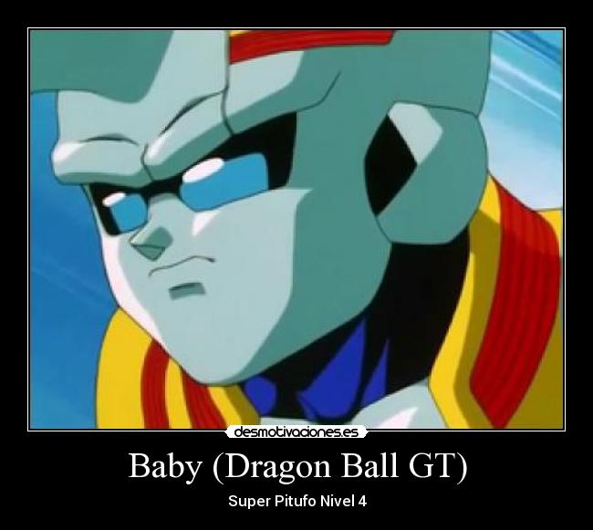 Dragon Ball: Baby - Photos