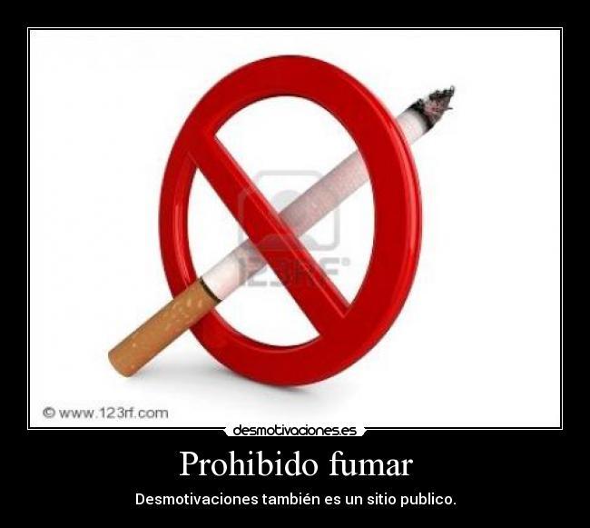 De Prohibido Fumar Related Keywords & Suggestions - Carteles De
