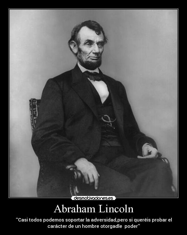 Diálogos con acontecimientos, predicciones, anécdotas y agenda del  año 2015 - Página 3 Abraham_Lincoln