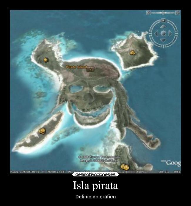 isla pirata: