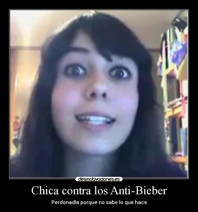 Defendiendo a Justin Bieber ... no