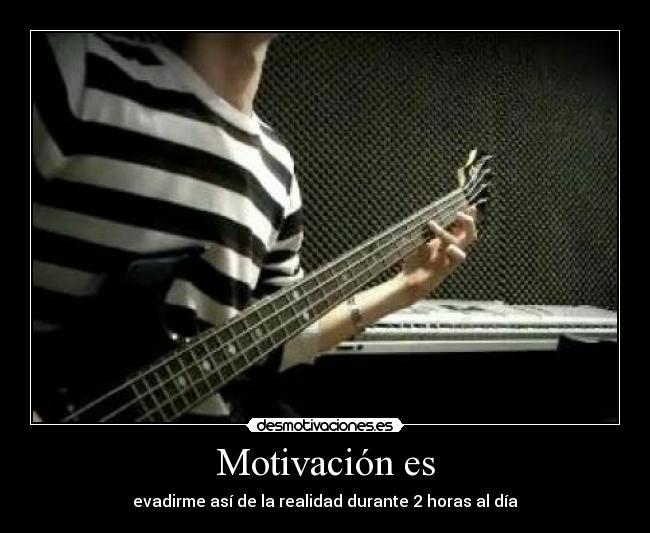 Imagenes de Desmotivaciones.es para Bajistas