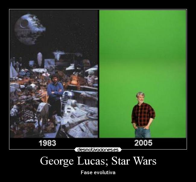George Lucas; Star Wars -