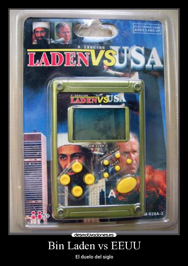 in laden animation. in laden vs usa in laden and.