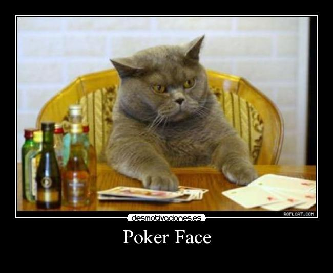 poker face funny