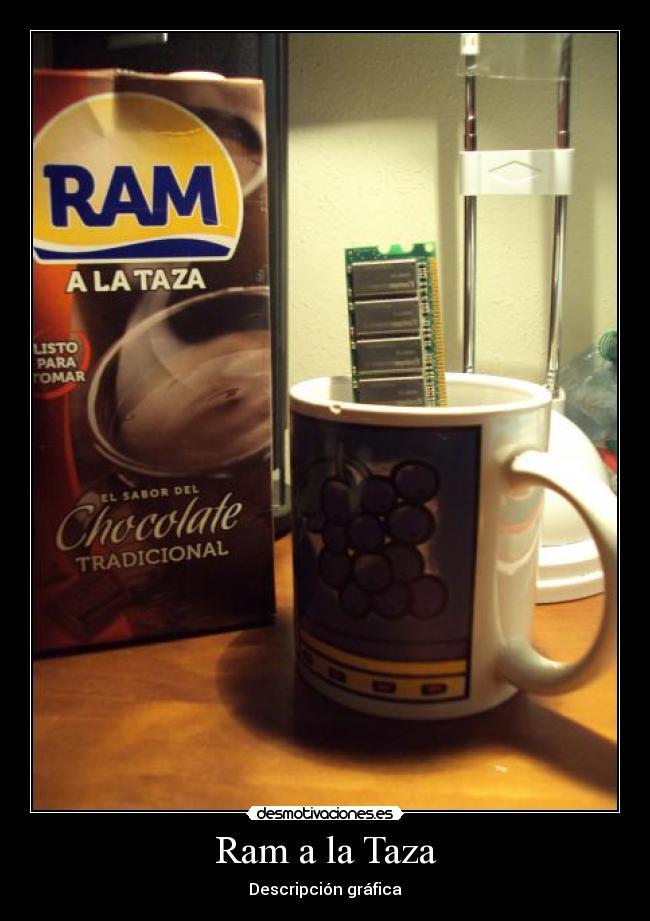 Nuevo RAM a la taza, el chocolate tradicional de la familia Ramalataza