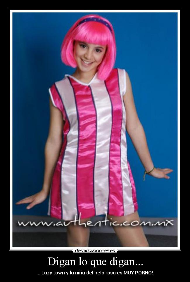 Image Search Girl From Lazy Town Nude