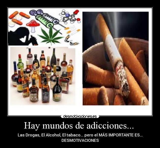 Las clínicas donde es posible ser codificado del alcoholismo