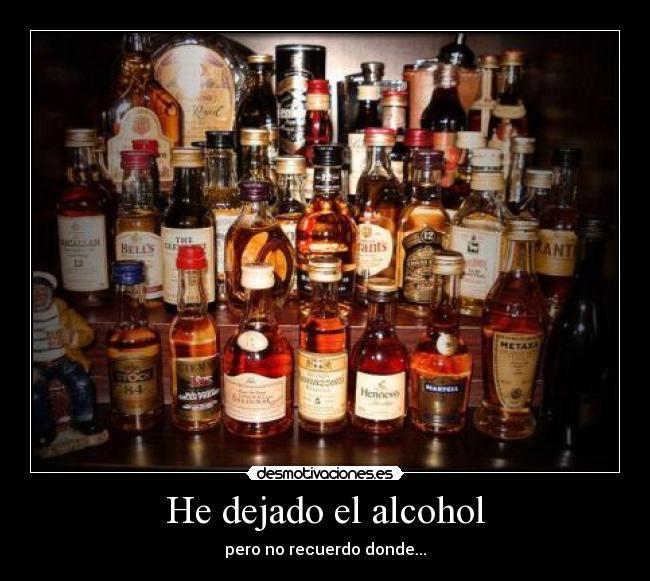 Eficaz las medicinas contra el alcoholismo sin conocimiento del enfermo
