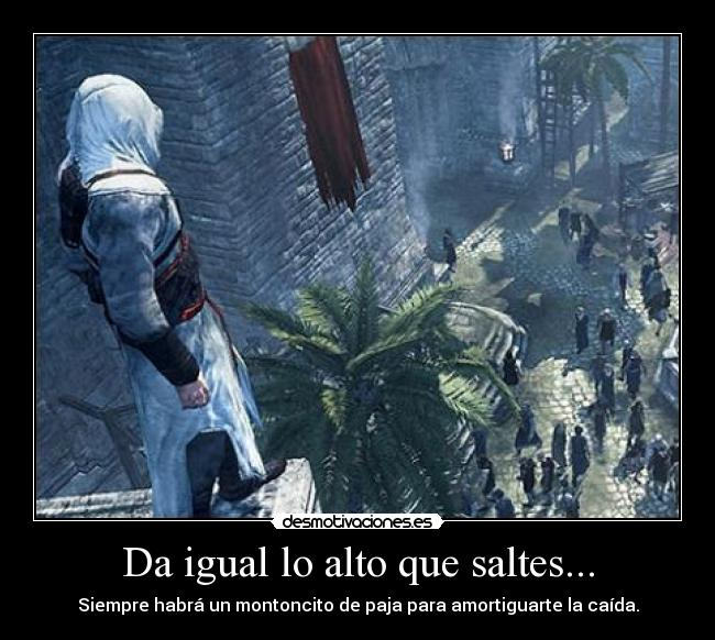 hoja oculta (hidden blade) Assasins creed