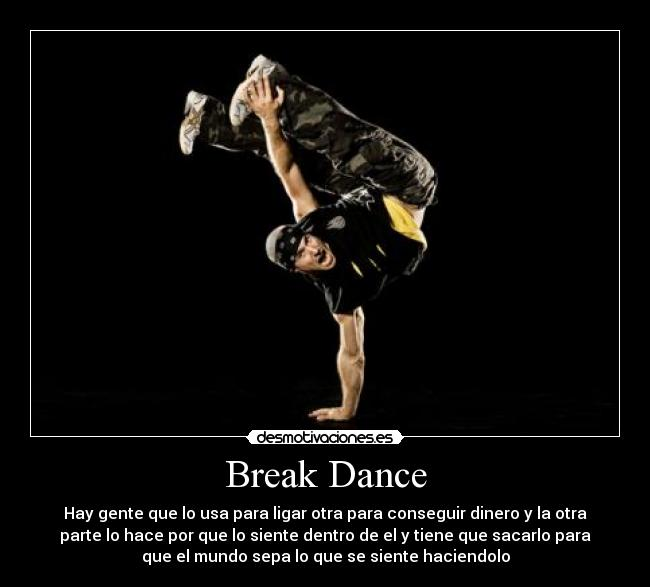 canciones de break dance:
