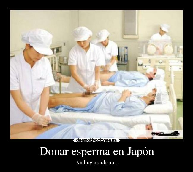 Dona esperma te paga
