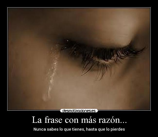 Ojos Tristes Llorando Frases Imagui