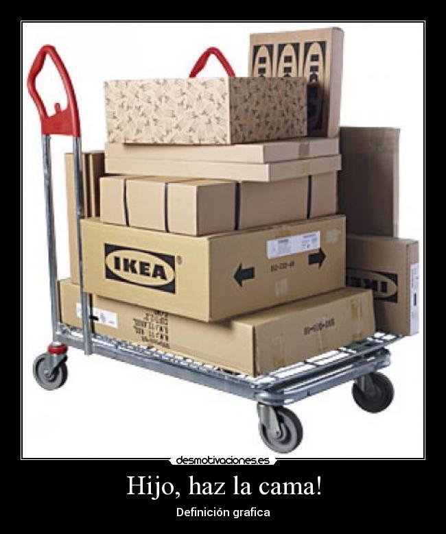 Im genes y carteles de cama pag 44 desmotivaciones for Cama definicion