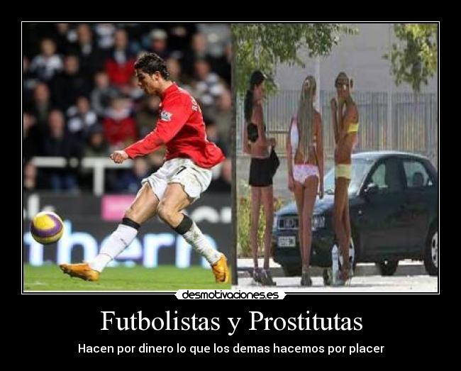 futbolistas y prostitutas prostitutas banyoles
