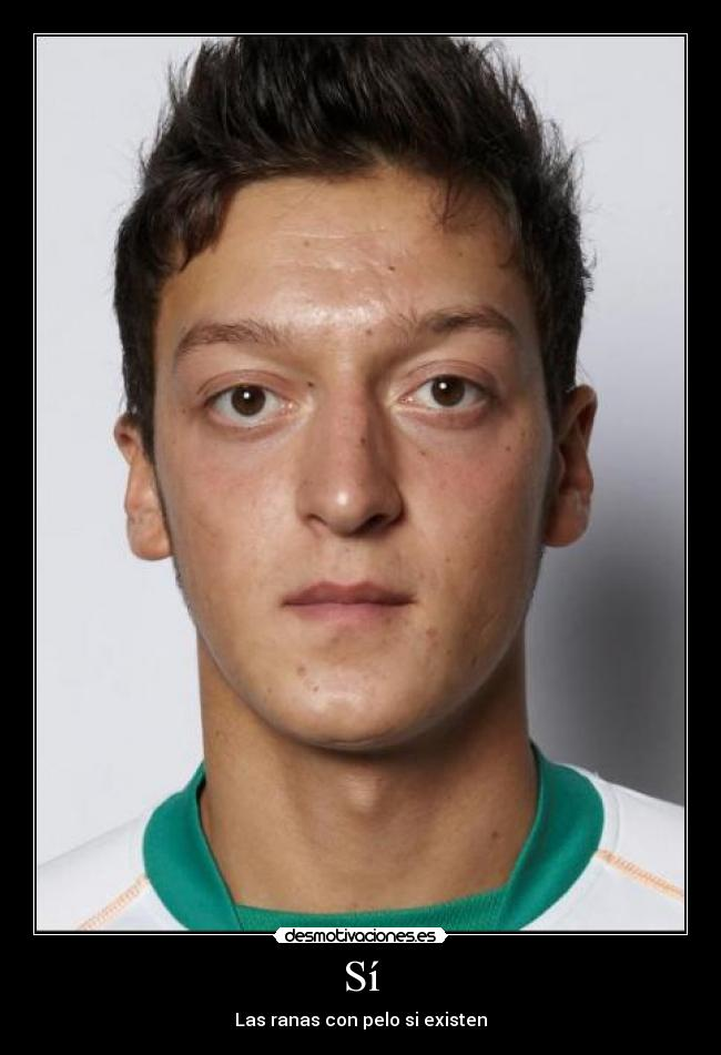 Cabello De Mesut Ozil