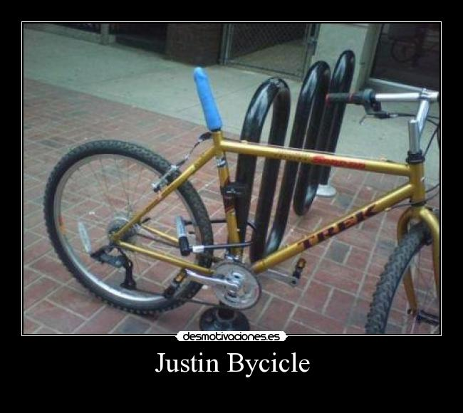 Justin Bycicle -