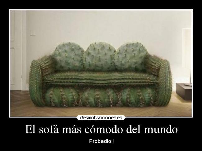 el sof m s c modo del mundo desmotivaciones