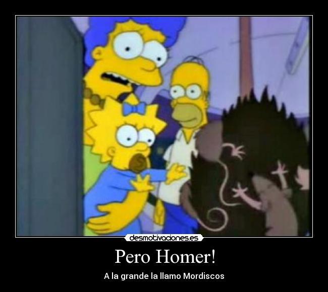 Homero Simpson: Fotos y comentarios que motivan