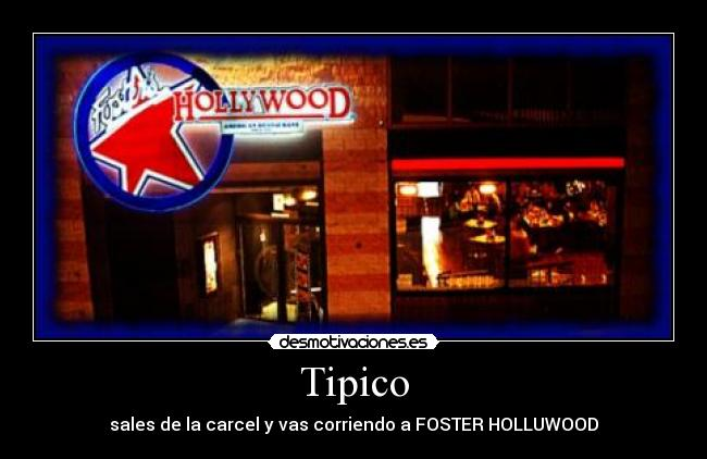 Hollywood foster