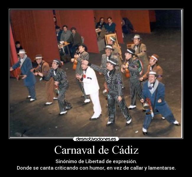 Imágenes Y Carteles De Carnaval Pag 11 Desmotivaciones