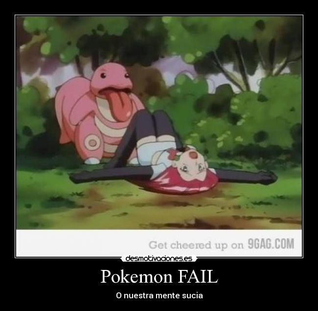 carteles pokemon fail pokemon desmotivaciones