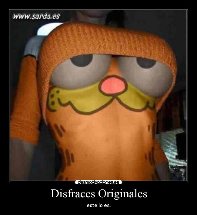 Disfraces Originales -