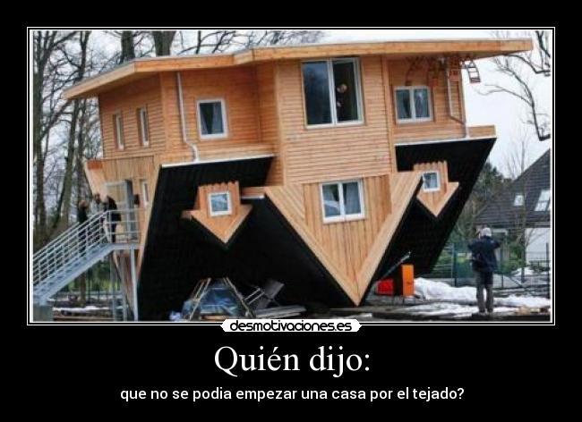 Casa por el tejado trasera m padrn y jairus la casa por - La casa por el tejado ...