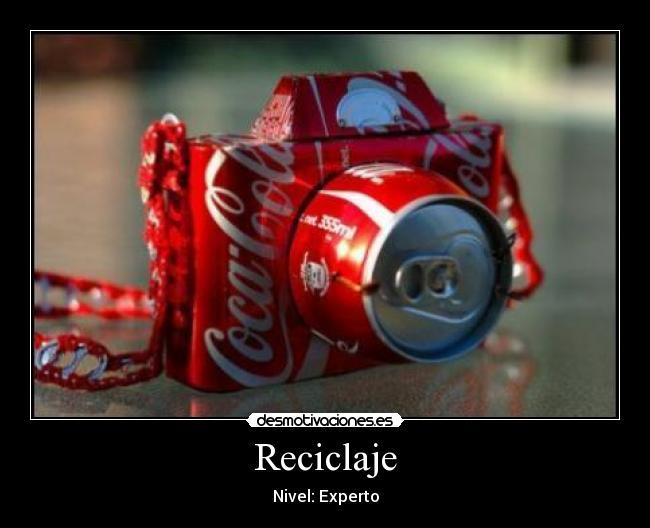 Imagenes de carteleras de reciclaje imagui - Cosas de reciclaje ...