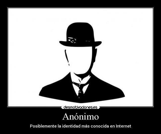 Informers: el cotilleo anónimo institucionalizado