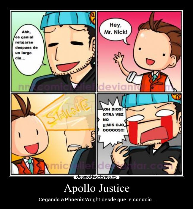 Apollo Justice - Images