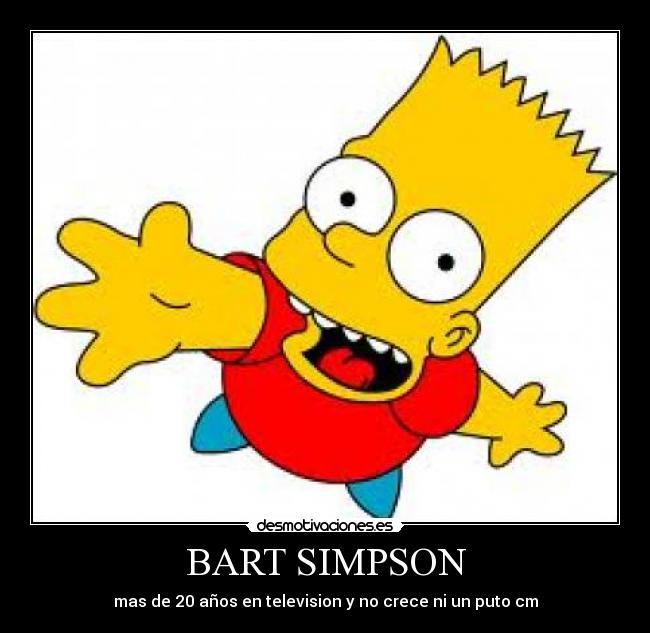Los Simpson Bart Malo