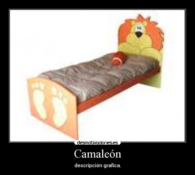 Im genes y carteles de leon pag 19 desmotivaciones for Cama definicion