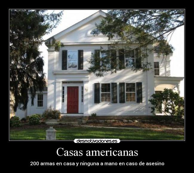 Casas americanas desmotivaciones - Casas americanas por dentro ...