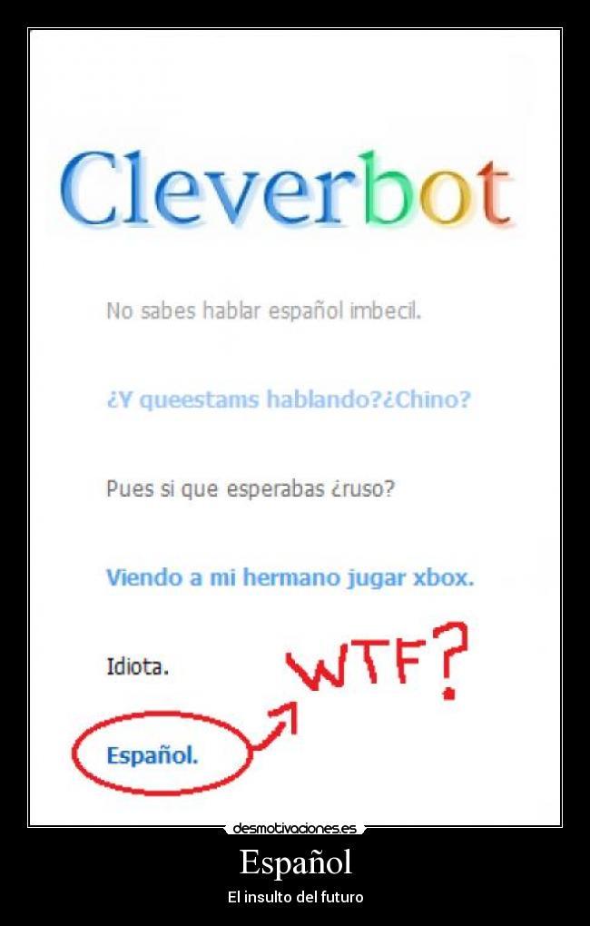 La verdad de Cleverbot [MiniPost]