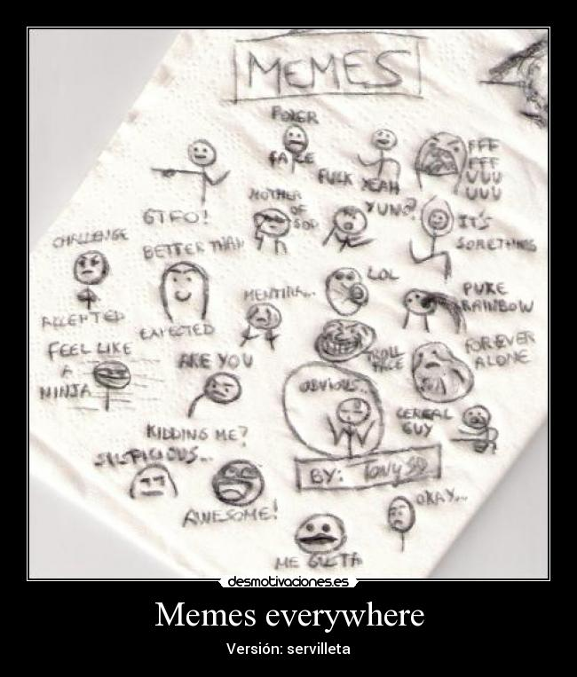 Memes Everywhere Memes Everywhere Version