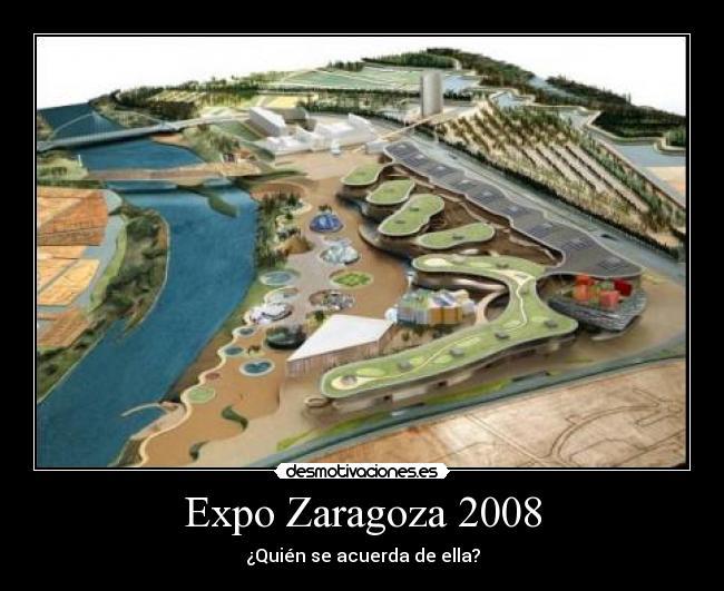 zaragoza expo 2008: