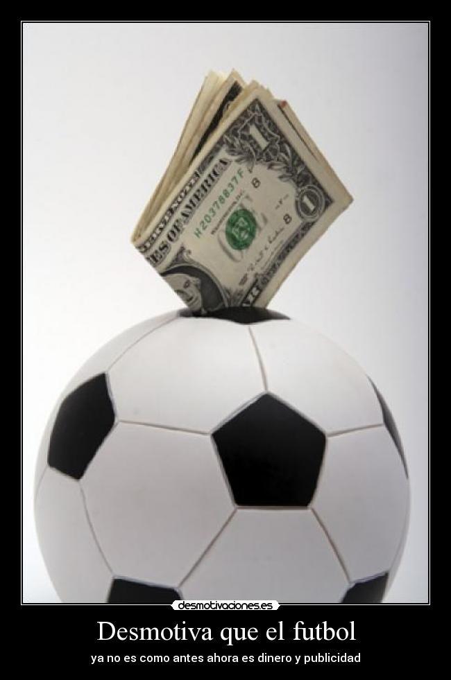 Motivaciones y Desmotivaciones en el Futbol