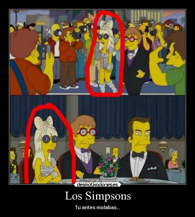 Las mejores imagenes de los simpsons. - Taringa!
