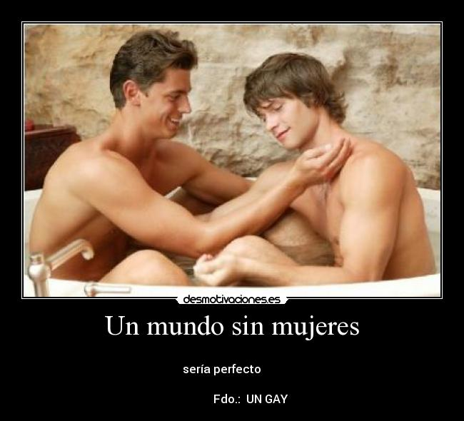 un mundo gay