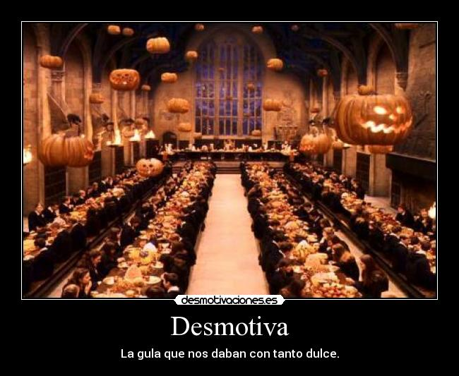 Desmotiva desmotivaciones for Comedor harry potter