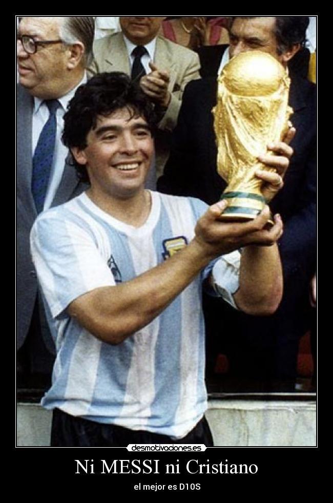 Diego Maradona - Desmotivaciones